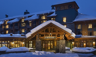nita lake lodge whistler resort